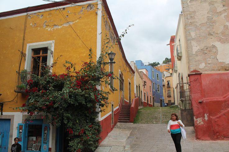 Las primeras imágenes de Guanajuato Capital
