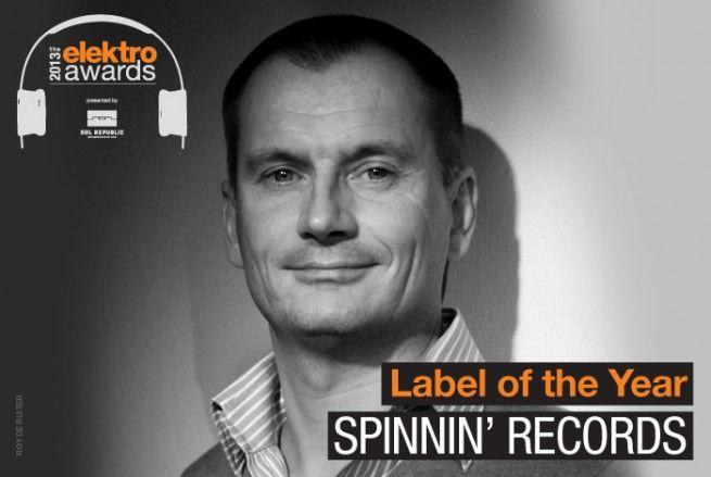 Spinnin' Records het grootste dancemuziek platenlabel ter wereld