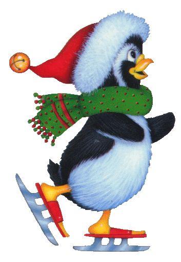 CHRISTMAS PENGUIN CLIP ART CLIP ART CHRISTMAS 1