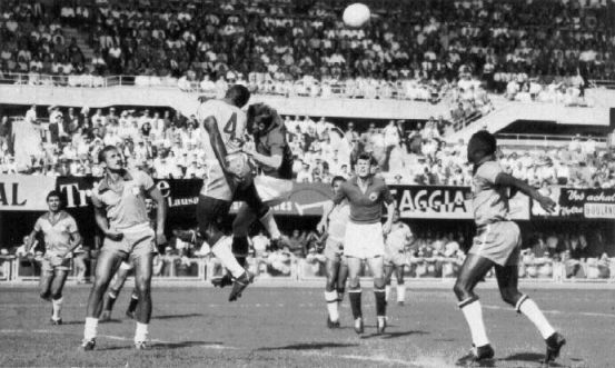 Group stage,Yugoslavia vs Brazil 1-1