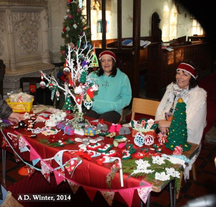 13/12/2014 All Saints Church, Christmas Fair