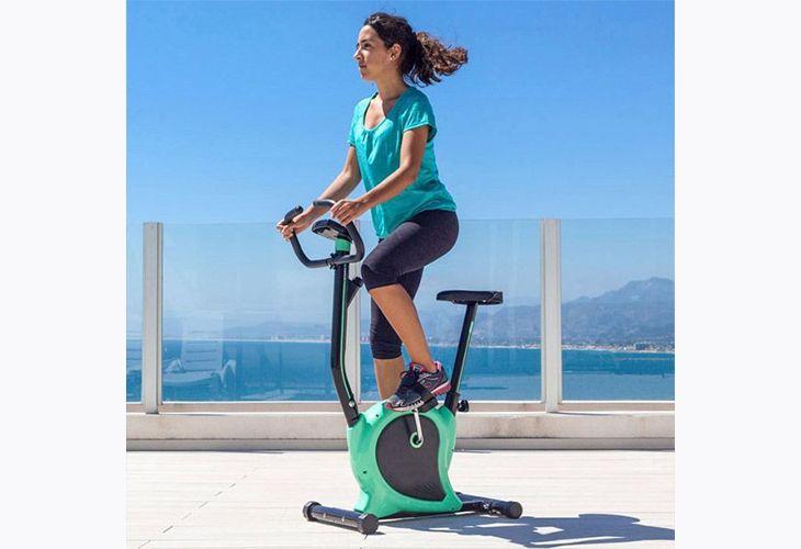 €99 Στατικό ποδήλατο Fitness