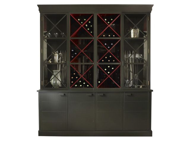 Eaton Wine Cupboard | Nuttall