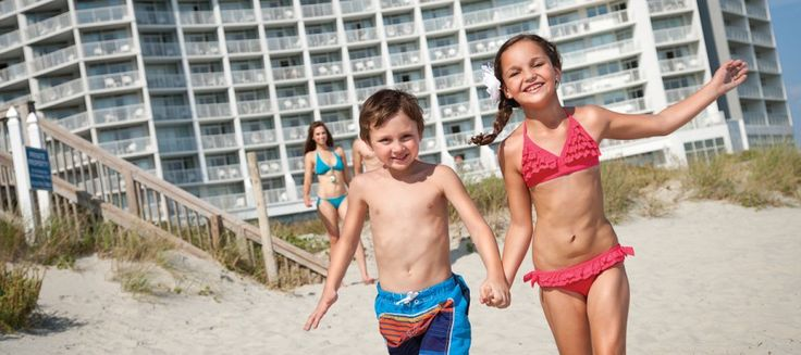 Sea Watch Resort is one of the many great hotels located in North Myrtle Beach, S.C.