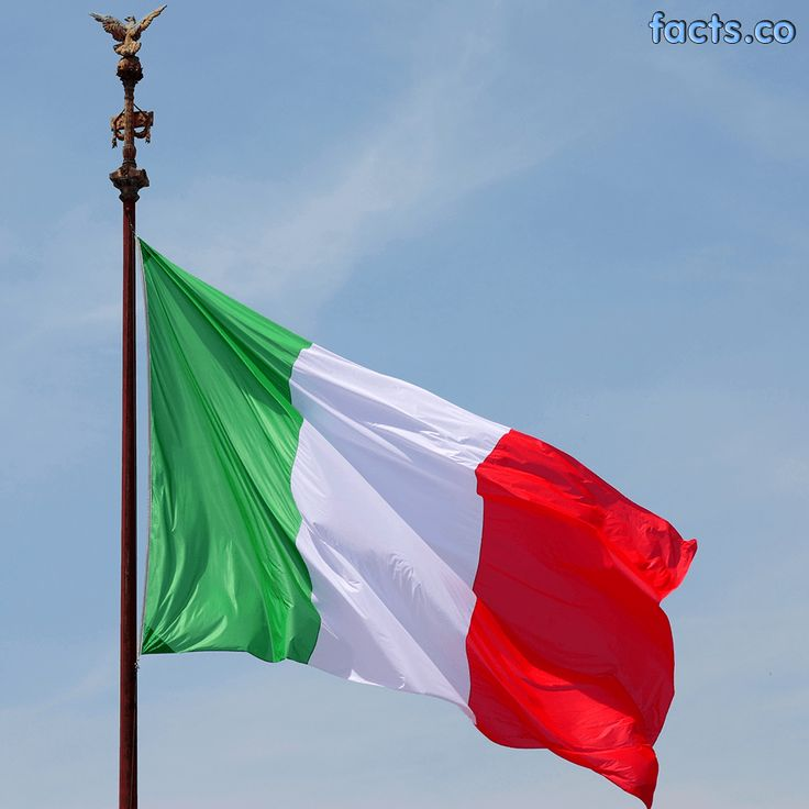Italy Flag colors - Italy Flag meaning history