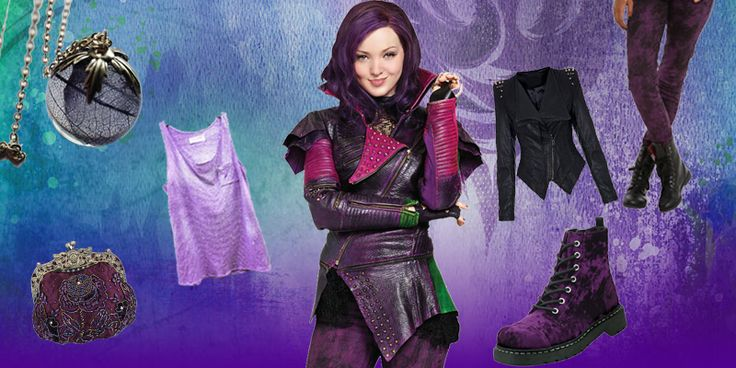 descendants disney mal | ... an with the most wicked villainess of all mal mal is the daughter of
