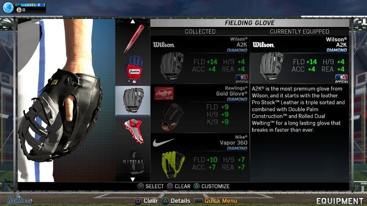 MLB the show UI - Google Search