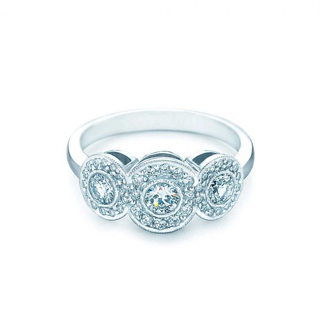#Anillos de compromiso #vintage #wedding #rings #jewelry