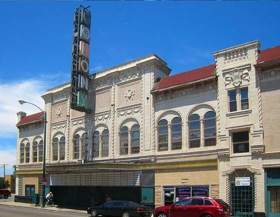 Colony Theater 59th and Kedzie, Marquette Park