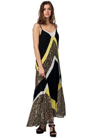 SWAZI MAXI DRESS