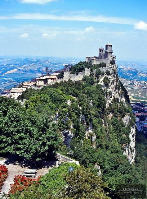 San Marino Historic Centre and Mount Titano