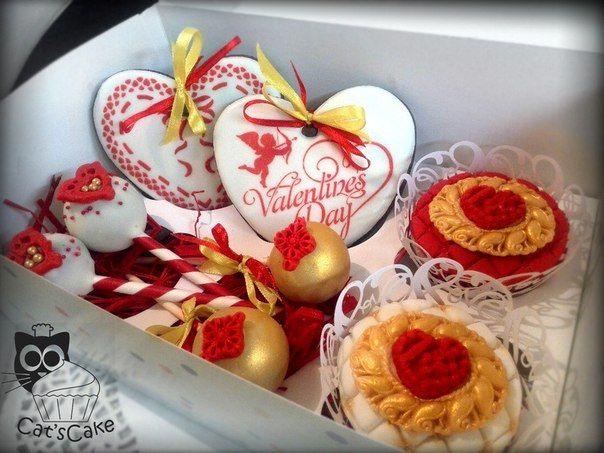 капкейки на день святого валентина - Поиск в Google
