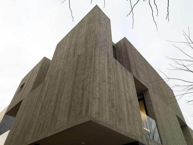 Galería de Casa Concreto / Ruben Muedra Estudio de Arquitectura - 9
