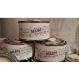 Love You to the Moon & Back Mum Candle