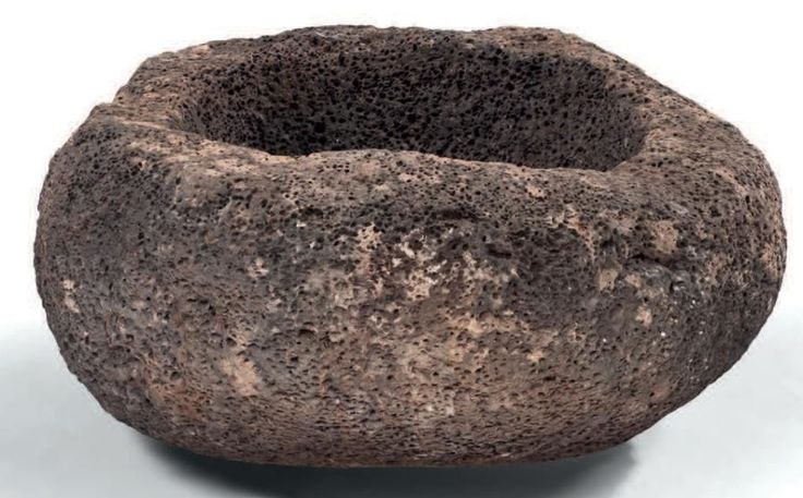 In France-Lava Bowl Religious Rituals.$8000.