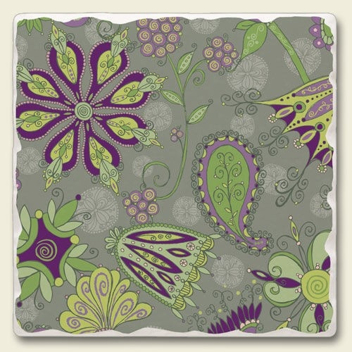 Green And Purple Kitchen: This Will Be A Fun Accessory When My Kitchen Cabinets And