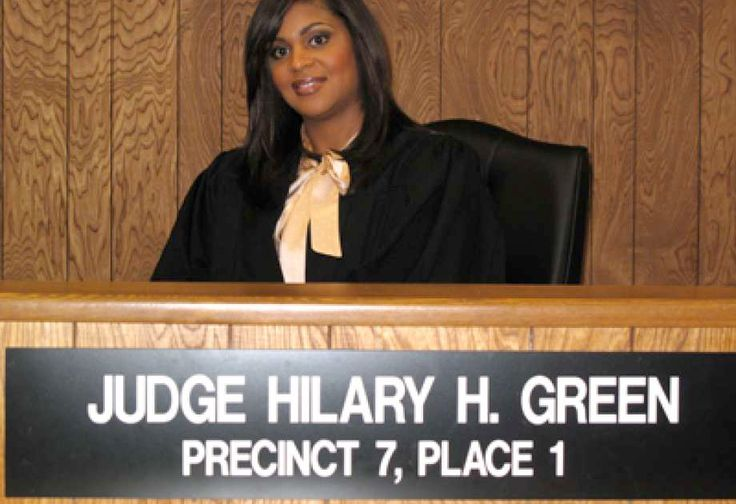 July 12 2017: A popular and beautiful Houston judge named Hilary H. Green Justice of the Peace for Precinct 7  is coming under fire from allegations by her estranged husband and alleged side ngga. The two have teamed up and are trying to get her kicked off the bench by snitching: Heres how it is being described locally: Some of the allegations against Justice of the Peace Hilary Green left were made by her husband former City Controller Ronald Green as part of their divorce proceedings…