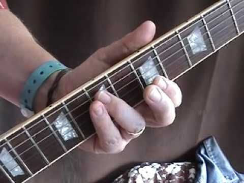 How to Play Jumpin Jack Flash by the Rolling Stones on Electric Guitar - YouTube
