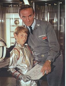 Will Robinson (Bill Mumy) & Dr. Zachary Smith (Jonathan Harris) - Lost in Space (1965–68)