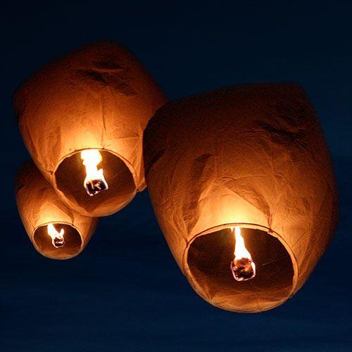 To Buy: Sky Lanterns - Full Case of 36 – Superior Celebrations