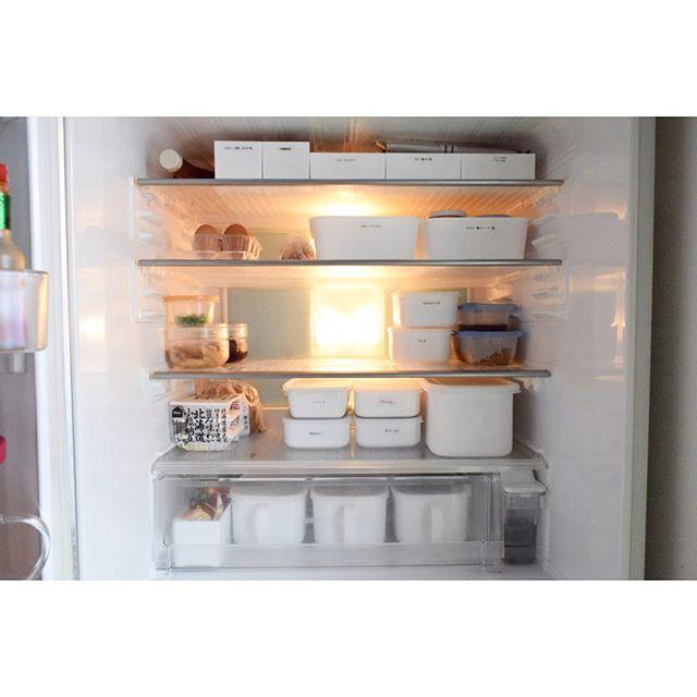 冷蔵庫の収納アイデア実例集 すっきり片付く整理のコツを大公開