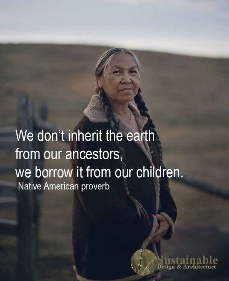 Native American Quote