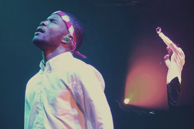 """Frank Ocean Covers the Isley Brothers' """"At Your Best (You Are Love)"""" for Aaliyah"""