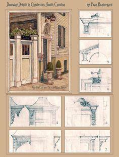 Doorway Details in Charleston, South Carolina by Built4ever on deviantART