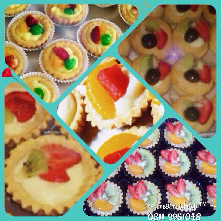 Fruit Soes Pie