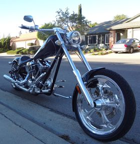 Motorcycles for Sale - San Diego Custom Motorcycles