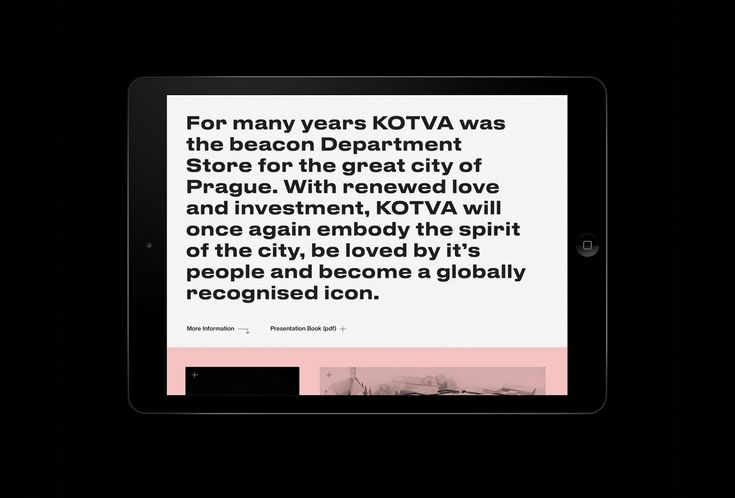 Picture of Site_1 designed by Buro for the project Kotva. Published on the Visual Journal in date 19 February 2018