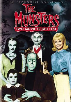 The Munsters Film | The Munsters: Two-Movie Fright Fest - Buy Cheap DVDs at HotMovieSale ...