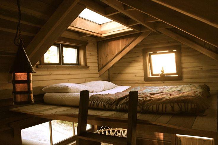 Best 25 Sleeping Loft Ideas On Pinterest Small Loft