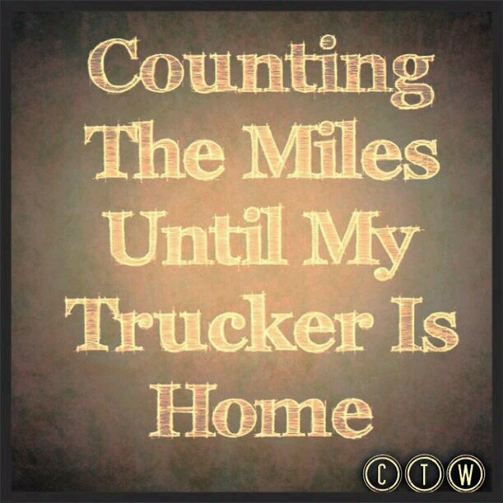 Counting the miles