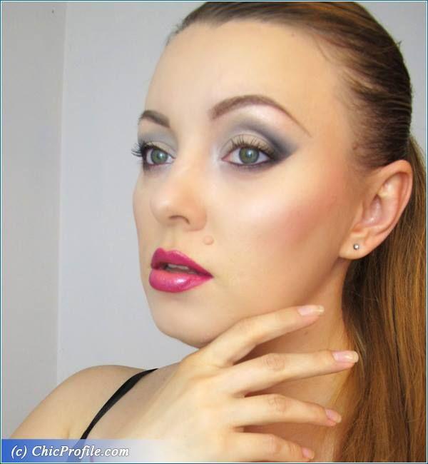 Guerlain Midnight Hour Makeup Tutorial