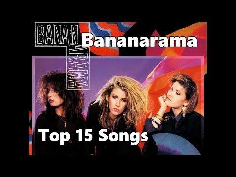 Top 10 Bananarama Songs (15 Songs) Greatest Hits - YouTube