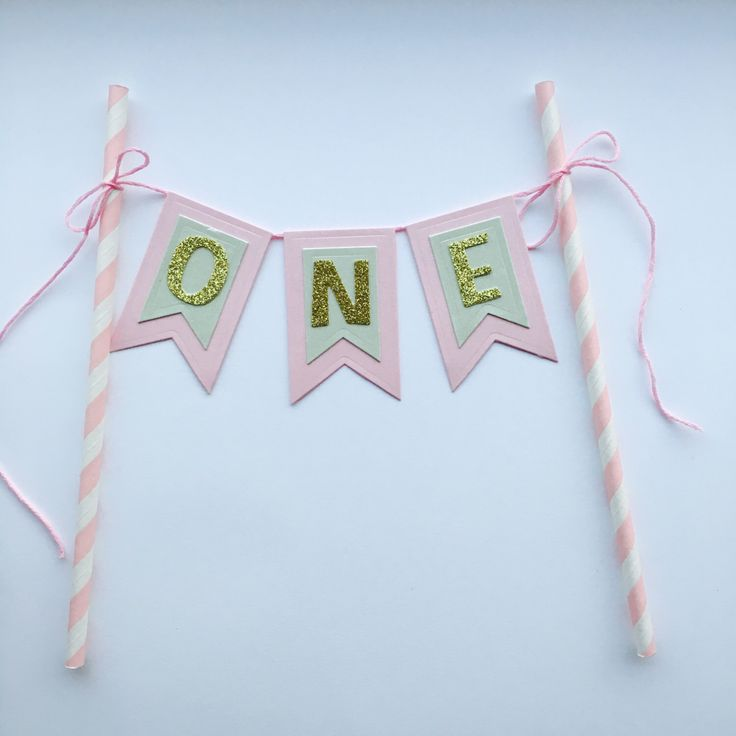 13 best Pink Mint And Gold First Birthday images on Pinterest