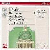 Haydn: The London Symphonies, Vol. 1 (Audio CD)By Franz Joseph Haydn