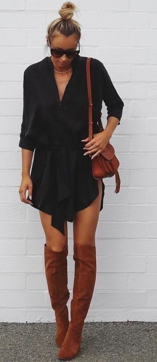 #summer #fblogger #outfits | Black + Camel Source