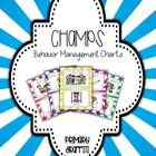 Manage behavior with style!  My Behavior Expectations Charts were created to align with CHAMPs Behavior Management Program created by Randy Sprick....