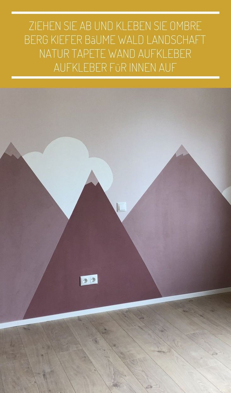 Kinderzimmer Altrosa Berge Weil Rosa Berge Einfach