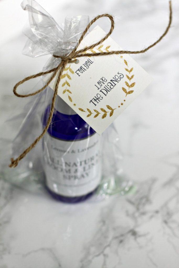 DIY Lemon and Lavender Room Spray | Love of Home