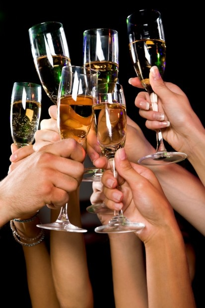Here's to family! Happy New Year...