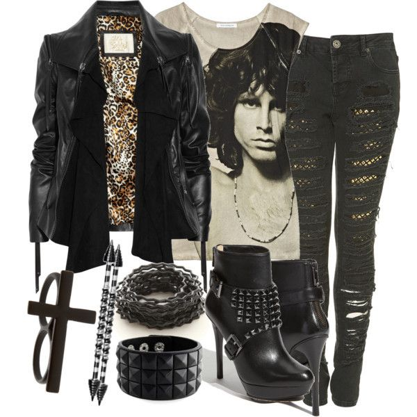 Best 25 Rocker Girl Fashion Ideas On Pinterest Girls Black Leather Jacket Girls Black Jeans