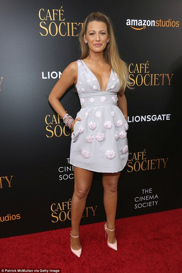 'My parents are the nannies!' Blake Lively admits she has more help than just husband Ryan...
