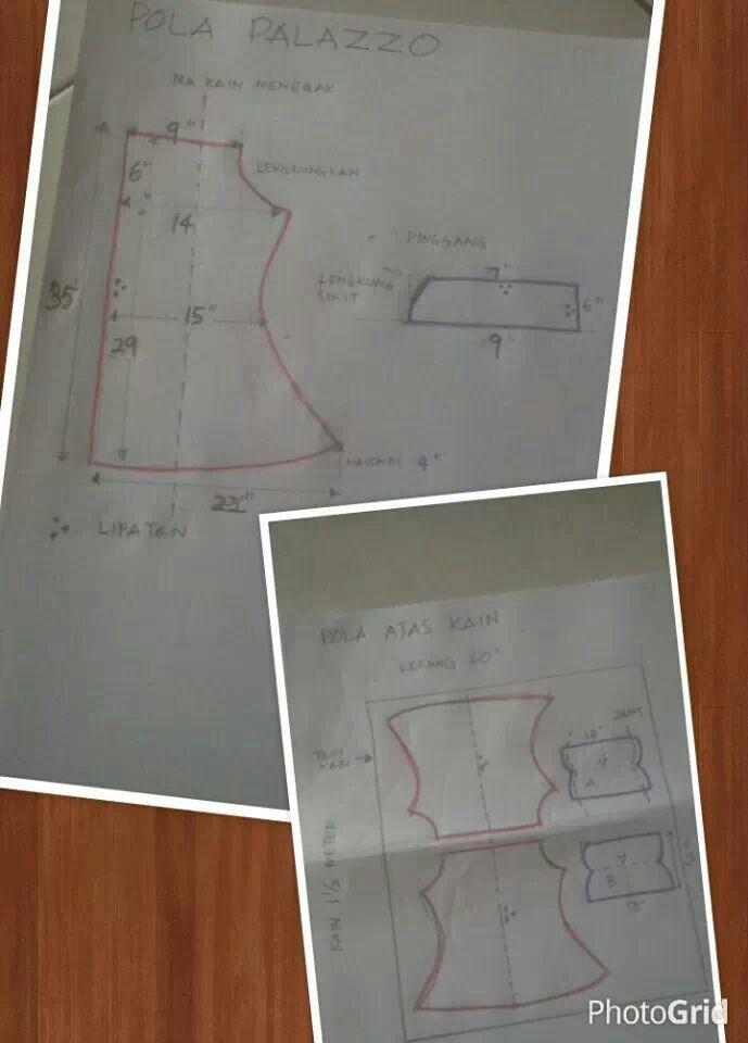 Pallazo drafting std size