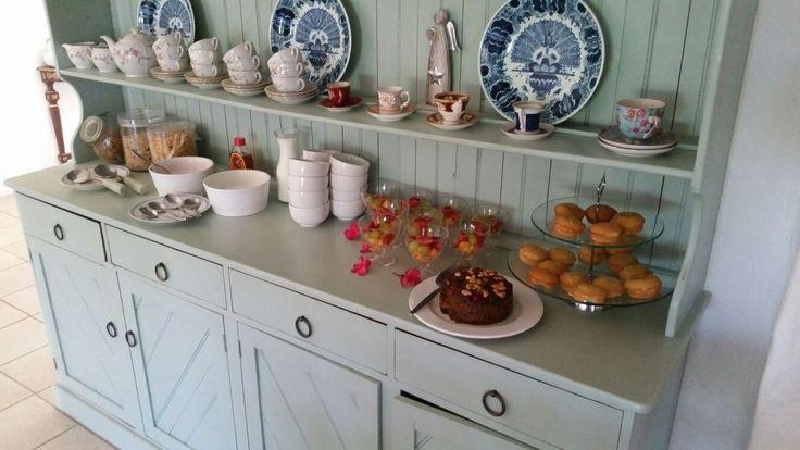 Lovely breakfast at De Molen Guest House