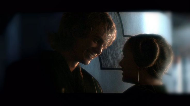 Anakin and Padmé Episode three.