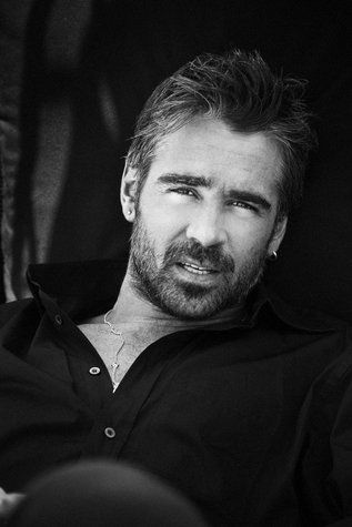 Colin Farrell by Barry McCall