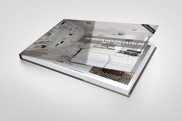 Check out Landscape Book Mock-Up by idesignstudio on Creative Market